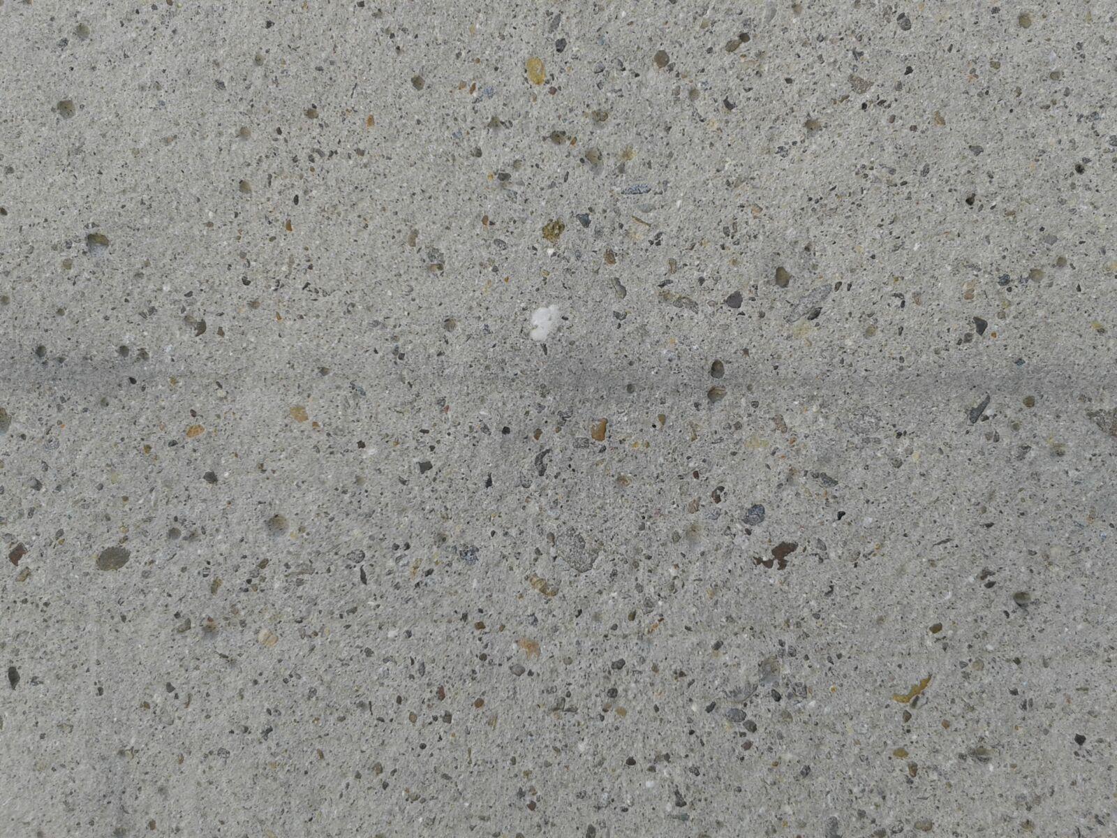 Sandgestrahlter Beton - mittlere Rauigkeit